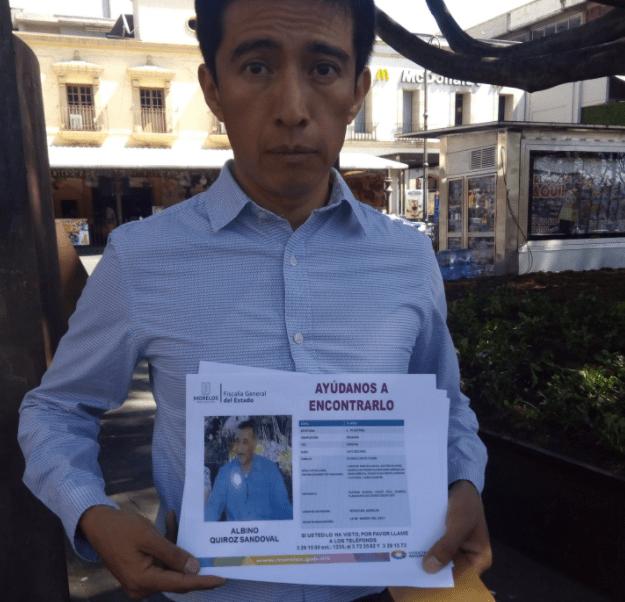 Desaparición de maestro jubilado en Tepoztlán evidencia inacción de Policía Municipal
