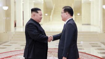 Coreas celebrarán cumbre histórica en abril; Pyongyang propone acuerdo nuclear