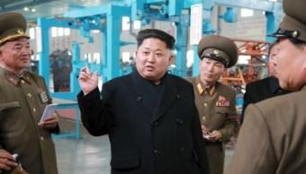 Reportan visita del líder norcoreano Kim Jong Un a China