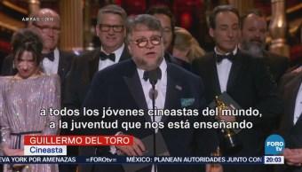 'La Forma del Agua' triunfa en los Oscar