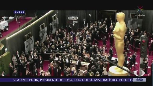La política se filtra en ceremonia de los premios Óscar