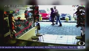 Ladrón roba aretes a mujer en Xochimilco, CDMX