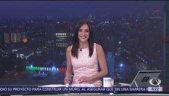 Las noticias, con Danielle Dithurbide: Programa del 14 de marzo del 2018