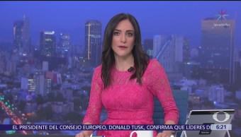 Las noticias, con Danielle Dithurbide: Programa del 22 de marzo del 2018
