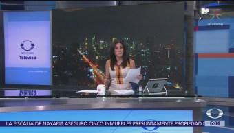 Las noticias, con Danielle Dithurbide: Programa del 6 de marzo del 2018