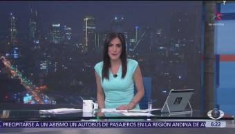 Las noticias, con Danielle Dithurbide: Programa del 8 de marzo del 2018