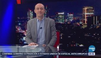 Las Noticias con Julio Patán: Programa del 12 de marzo de 2018