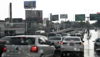 Este domingo se prevé lluvia en la Ciudad de México