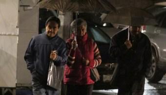 Frente frío 38 ocasionará lluvias en gran parte de México