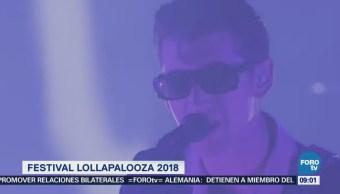 #LoEspectaculardeME: Festival Lollapalooza anuncia su elenco