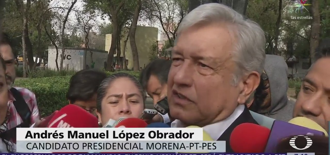 López Obrador, Anaya y Meade se pronuncian sobre candidatos independientes