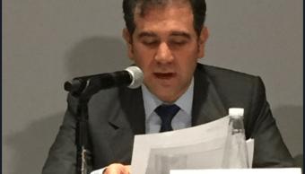 El proceso electoral se desarrolla exitosamente, senala Lorenzo Córdova
