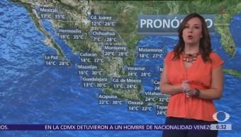 Despierta Tiempo 26 Estados México Tendrán Altas Temperaturas