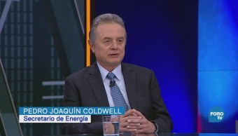 Los Alebrijes entrevistan a Pedro Joaquín Coldwell, secretario de Energía