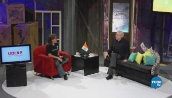 Luis de Llano en 'El Interrogatorio'