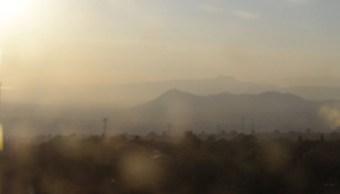 Delegación V. Carranza y tres municipios mexiquenses tienen mala calidad del aire