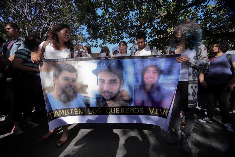 mantienen busqueda cuatro jovenes desaparecidos jalisco