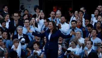 INE informa Zavala cumple umbral de apoyos para candidatura independiente