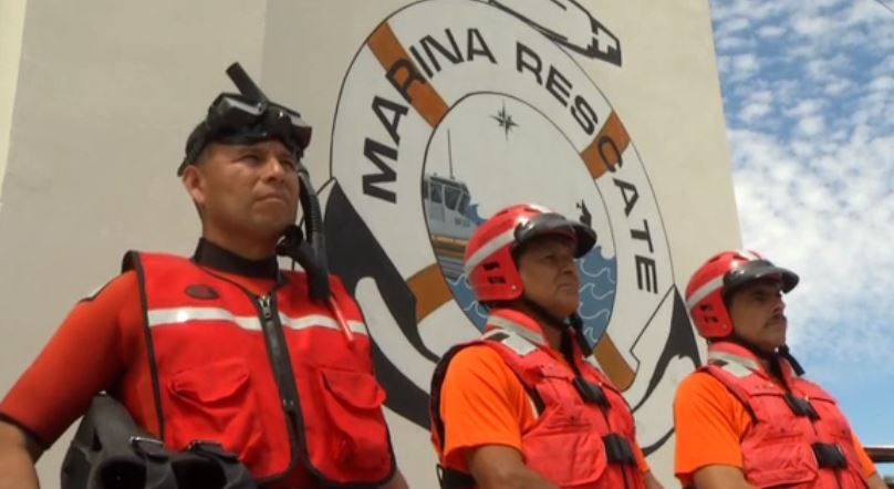 Inicia operación salvavidas en playas de Chiapas