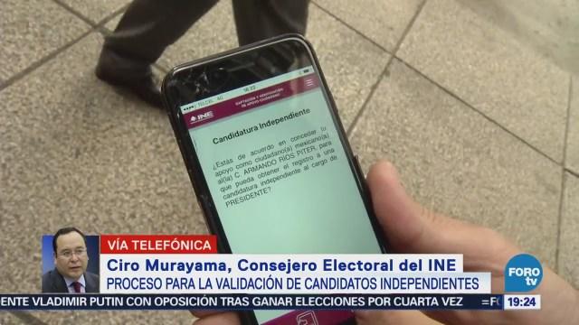 Mario Campos entrevista a Ciro Murayama