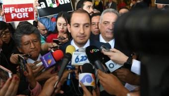 Diputados solicitan juicio político contra titular de la PGR