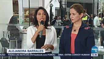 Martha Tagle, nuevo miembro del equipo de campaña de Barrales