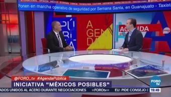 Mauricio Meschoulam y la propuesta de Méxicos Posibles