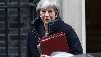 May expone empresarios europeos planes Brexit