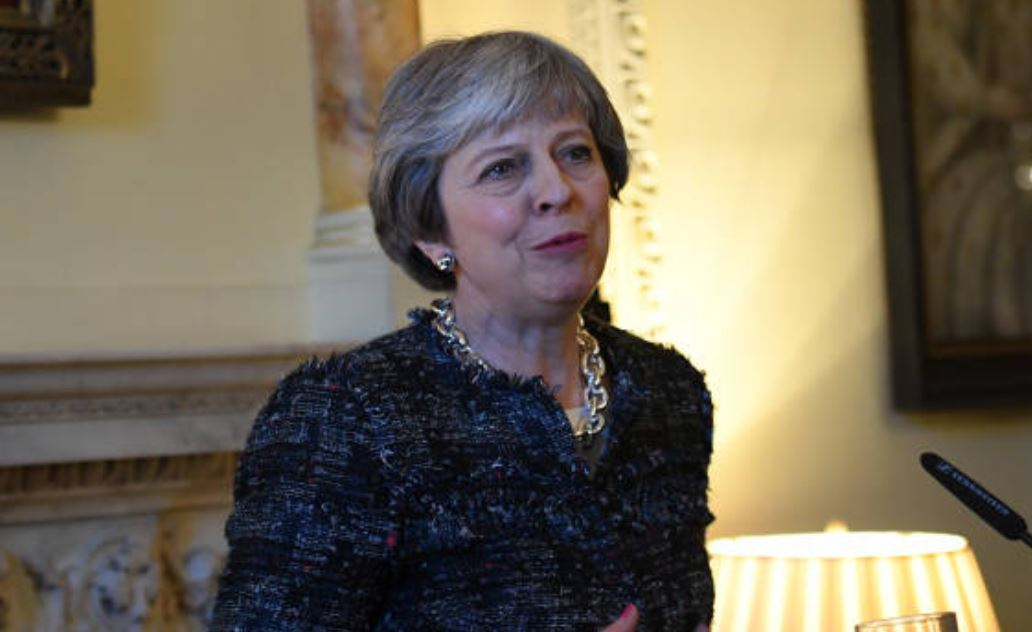 Theresa May, primera Ministra de Reino Unido. (Gettyimages)