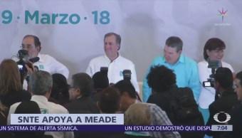 Meade afirma que plurinominales del PRI reafirman la representatividad regional