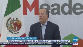Meade Confirma Asistencia Mesa Diálogo Sobre Nuevo Aeropuerto