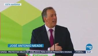 Meade solicitó registro como candidato a la Presidencia