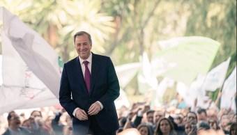 Meade apoya propuesta de observadores internacionales durante proceso electoral