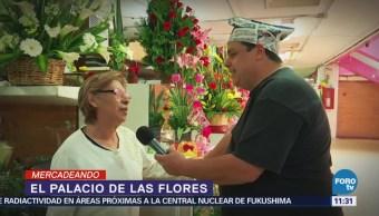 Mercadeando: El Palacio de las Flores