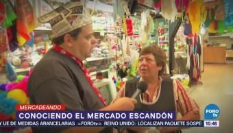 Mercadeando: Mercado Escandón