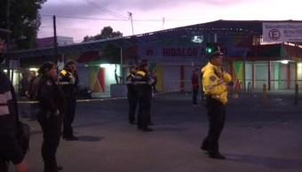 Bomberos regresan al Mercado Hidalgo por presencia de humo