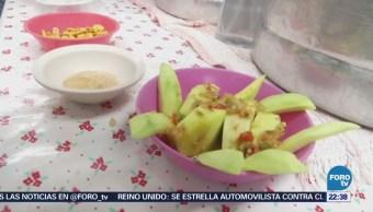 Mercados públicos celebran el día del pozol en Tuxtla Gutiérrez Chiapas