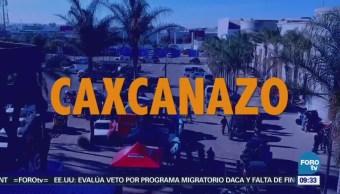 México sobre Ruedas: Caxcanazo en Aguascalientes