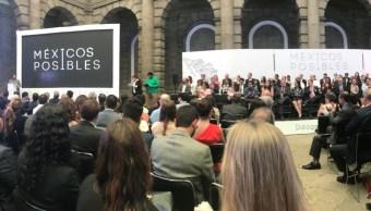 colectivo presenta proyeccion mexico 2030