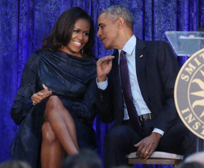 Michelle Obama, exprimera dama de Estados Unidos, ha luchado sin descanso por la causa de género. (Gettyimages)