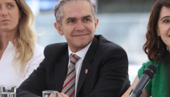 Mancera no dejará cargo en CDMX sin acuerdo escrito para gobierno de coalición