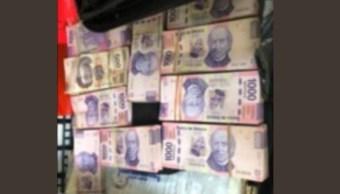 detienen 2 hombres millon pesos condesa cdmx