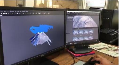 Modernizan red de monitoreo del Volcán de Fuego de Colima