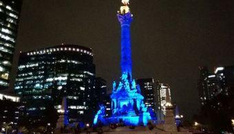 Monumentos se iluminan para conmemorar el Día Internacional del Síndrome de Down