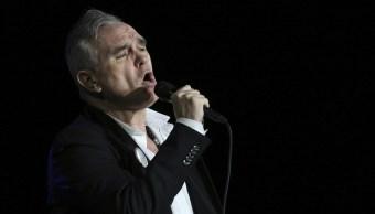 Morrissey gana la ovación de miles de mexicanos en Vive Latino 2018