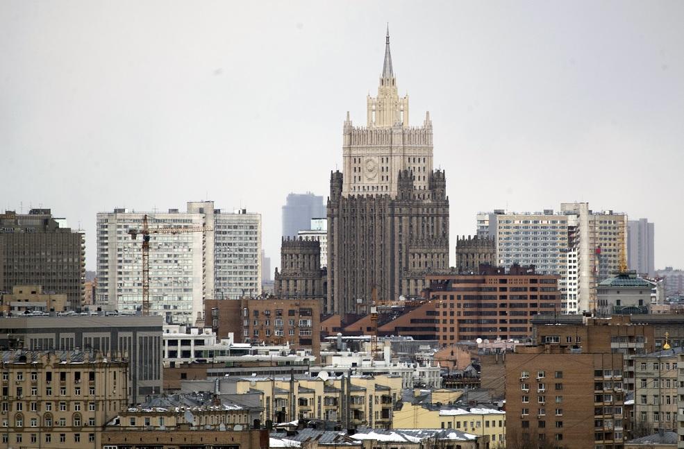 Moscú exige la salida de más de 50 diplomáticos británicos
