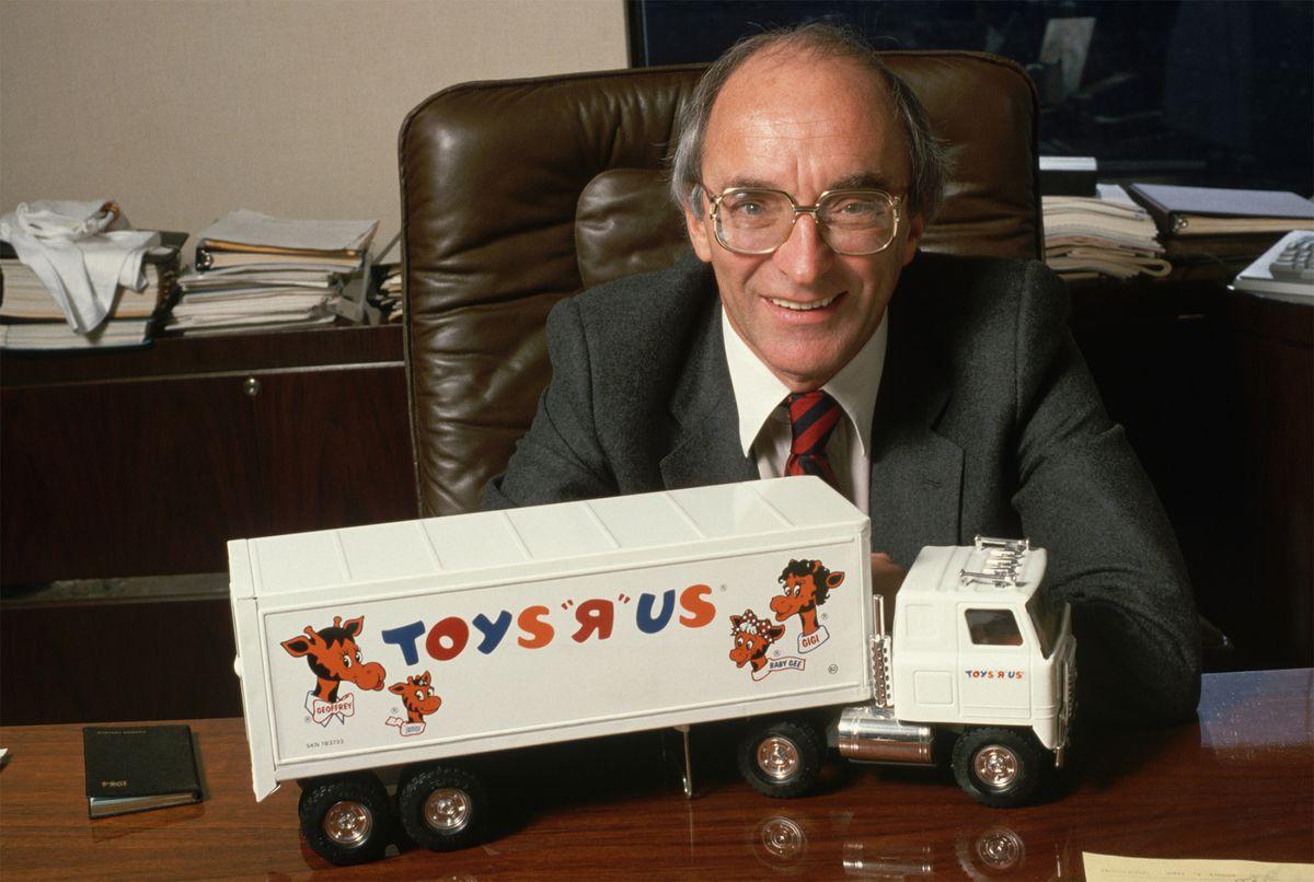 Muere el fundador de Toys 'R' Us