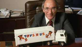 Muere Charles Lazarus fundador Toys R Us