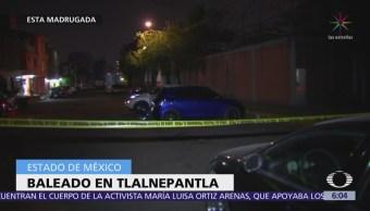 Muere ladrón al intentar robar un automóvil en Tlalnepantla, Edomex