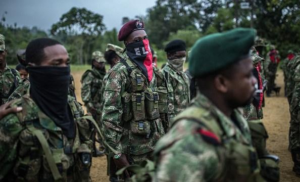 Mueren 10 supuestos guerrilleros ELN Colombia